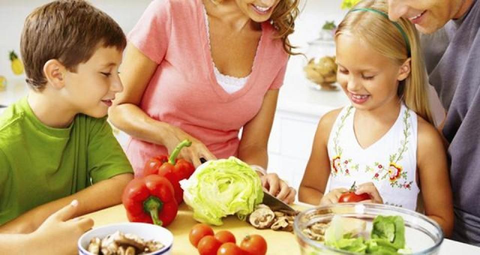 Como criar hábitos alimentares mais saudáveis?